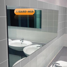 Load image into Gallery viewer, Axgard-MSR 3mm Mirrored Polycarbonate – Saw Cut