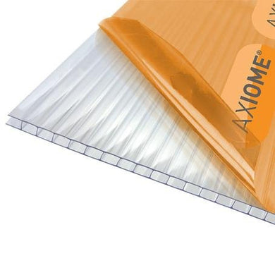 Axiome 6mm Clear Twinwall Polycarbonate Sheet