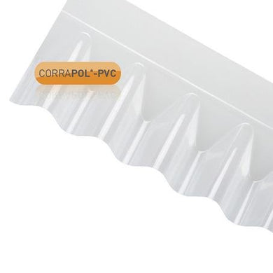 CORRAPOL-PVC Flashing