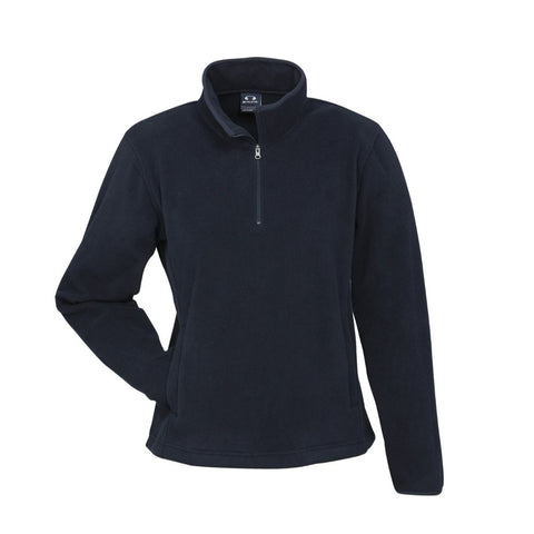 Image of Ladies Trinity 1/2 Zip Pullover F10520