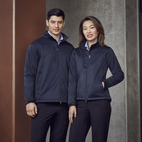 Image of Mens Soft Shell Jacket J3880