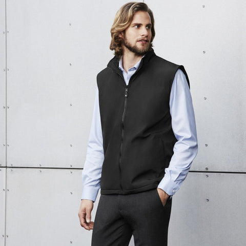 Image of Unisex Reversible Vest NV5300