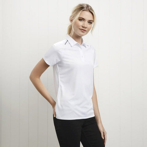 AMDG  Academy Ladies Polo P012LS