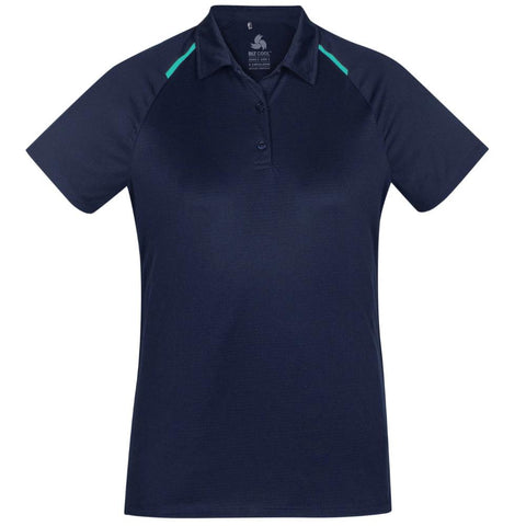 NZCCA Academy Ladies Polo P012LS