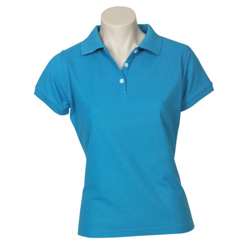 Image of Ladies Neon Polo P2125