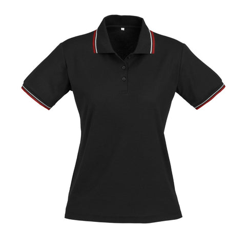 AMDG Ladies Cambridge Polo P227LS