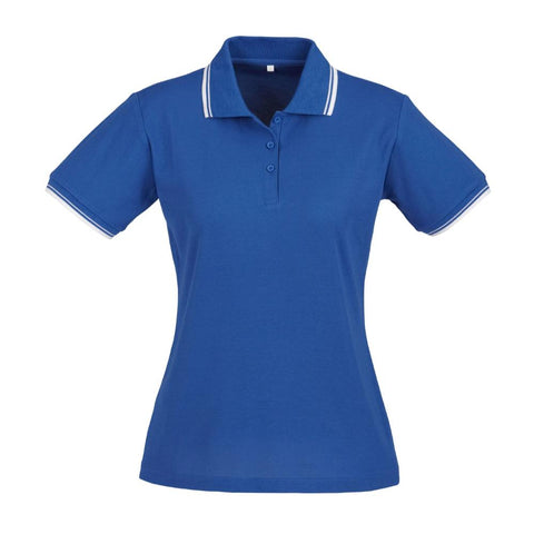 NZCCA Ladies Cambridge Polo P227LS