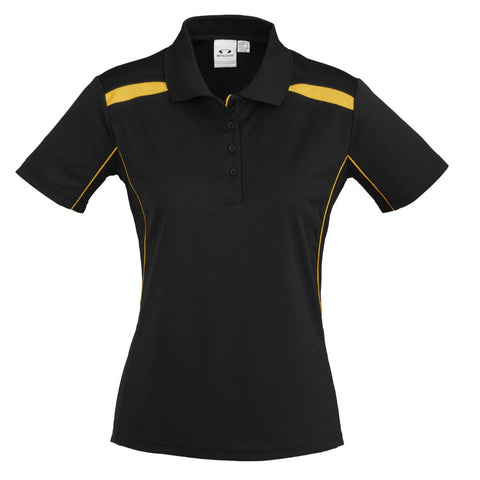 Ladies United Short Sleeve Polo P244LS