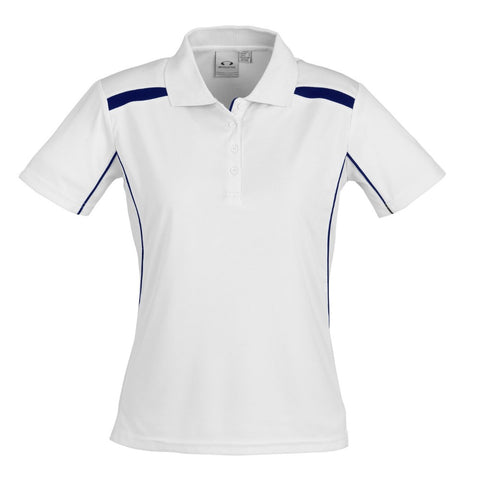 Image of Ladies United Short Sleeve Polo P244LS