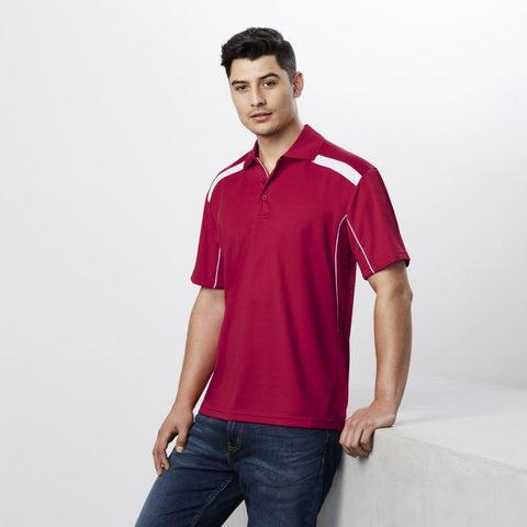 Image of Mens United Short Sleeve Polo P244MS