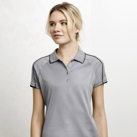 NZCCA Ladies Blade Polo P303LS