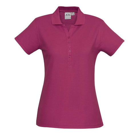 Image of DNZ Ladies Crew Polo P400LS