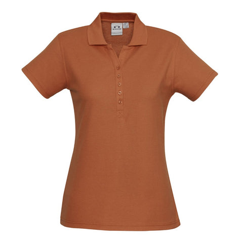 AMDG Ladies Crew Polo P400LS