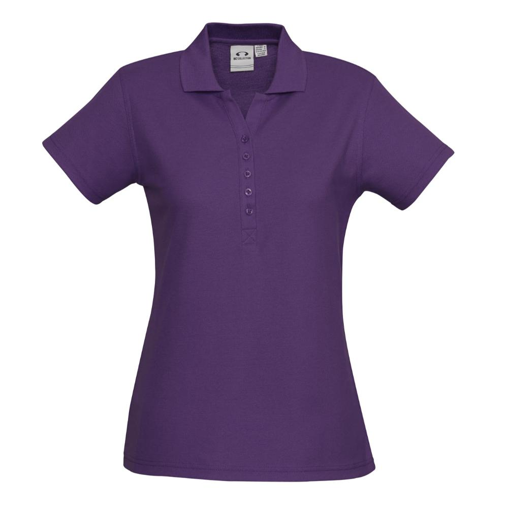 DNZ Ladies Crew Polo P400LS