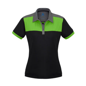AMDG Ladies Charger Polo P500LS