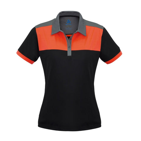 NZCCA Ladies Charger Polo P500LS