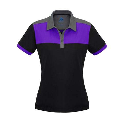 Image of AMDG Ladies Charger Polo P500LS