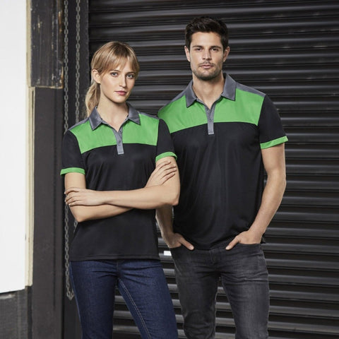 Image of Mens Charger Polo P500MS