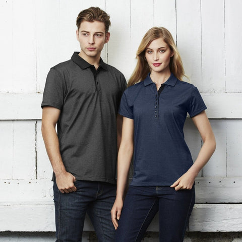 Image of Mens Shadow Polo P501MS