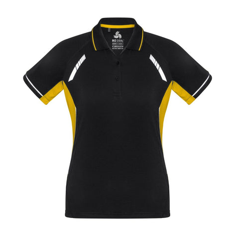 NZCCA Ladies Renegade Polo P700LS