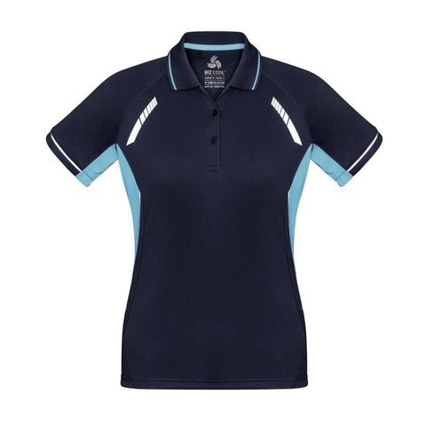 Image of NZCCA Ladies Renegade Polo P700LS