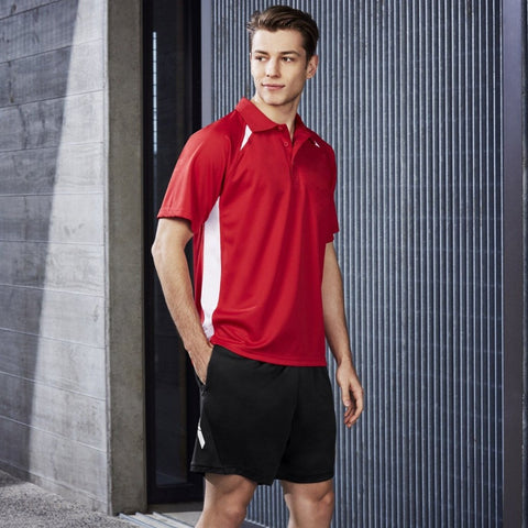 Image of Mens Splice Polo P7700
