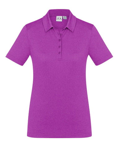 NZCCA Ladies Aero Polo P815LS