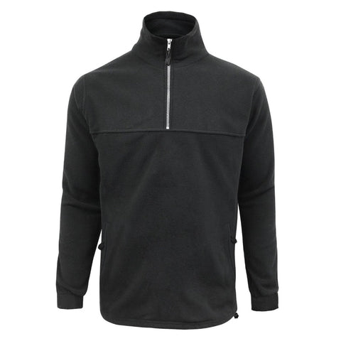 Mens Heavy Weight 1/2 Zip Winter Fleece PF380