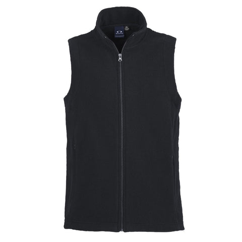 Oro Dressage by the Lake Ladies & Men Plain Micro Fleece Vest PF905