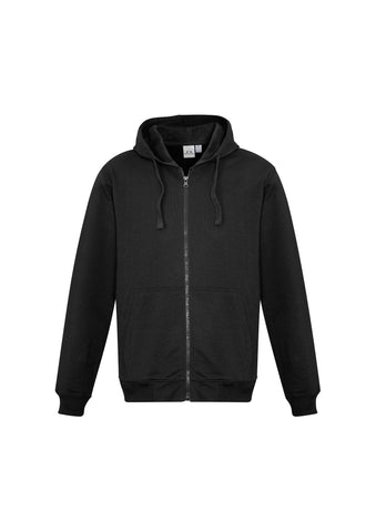 Image of Ashburton Motorcycle Park Mens Crew Zip Hoodie SW762M