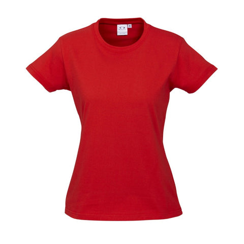 Ashburton Motorcycle Park Ladies Ice Tee T10022