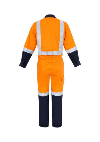 Image of MENS TTMC-W17 COTTON OVERALL   ZC606