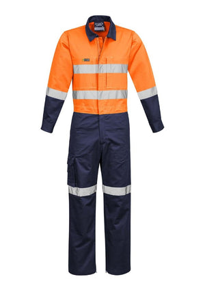MENS RUGGED COOLING TAPED OVERALL   ZC804