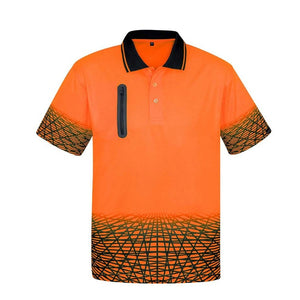 MENS TRACKS POLO   ZH300