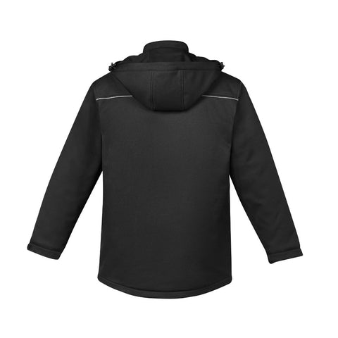 Image of UNISEX ANTARCTIC SOFTSHELL TAPED JACKET   ZJ253