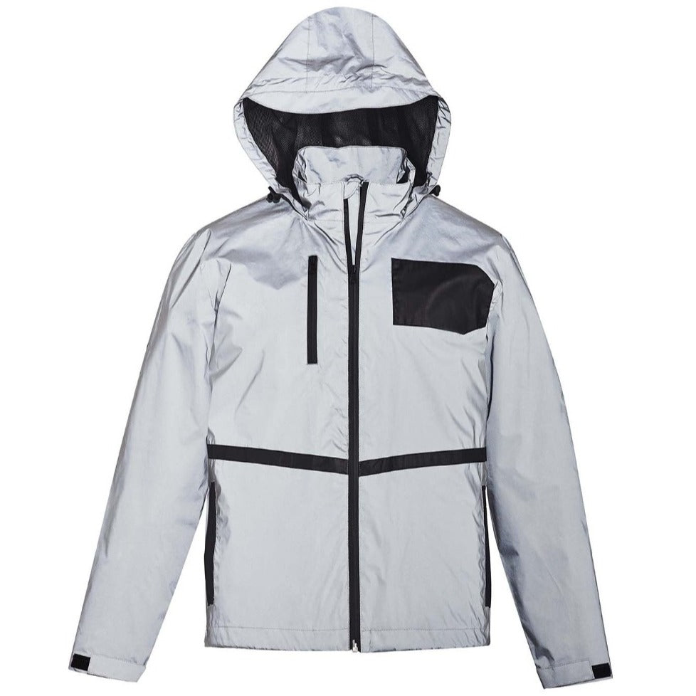 UNISEX STREETWORX REFLECTIVE WATERPROOF JACKET   ZJ380
