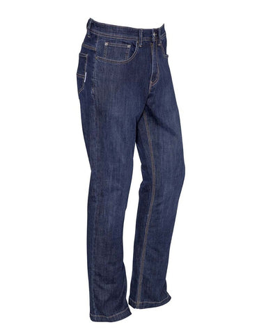 Image of MENS STRETCH DENIM WORK JEANS   ZP507