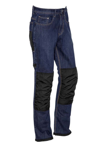 MENS HEAVY DUTY CORDURA® STRETCH DENIM JEANS   ZP508