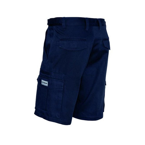 MENS BASIC CARGO SHORT   ZS502