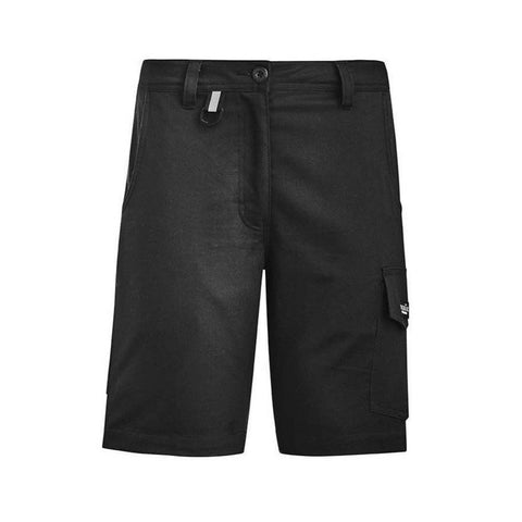 Image of WOMENS RUGGED COOLING VENTED SHORT   ZS704
