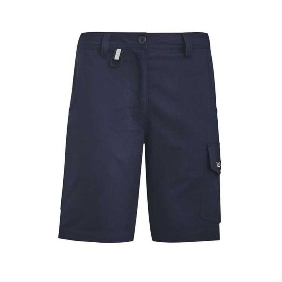 WOMENS RUGGED COOLING VENTED SHORT   ZS704