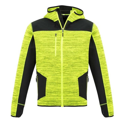 Image of UNISEX STREETWORX REINFORCED KNIT HOODIE   ZT360