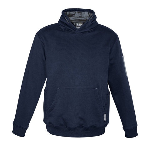 Image of UNISEX MULTI-POCKET HOODIE   ZT467