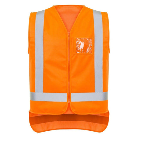 Image of MENS TTMC-W17 ZIP VEST   ZV960