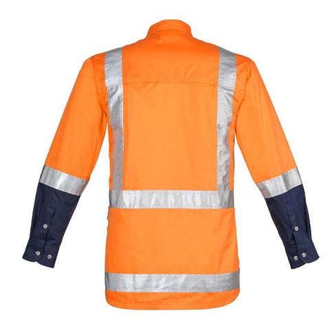 Image of MENS TTMC-W17 DRILL WORK SHIRT   ZW125
