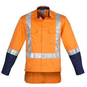 MENS TTMC-W17 DRILL WORK SHIRT   ZW125