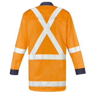 MENS TTMC-W17 X BACK WORK SHIRT   ZW126