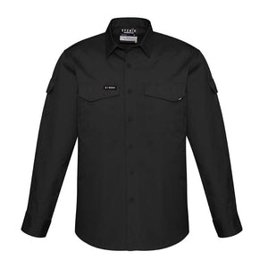 MENS RUGGED COOLING MENS L/S SHIRT   ZW400