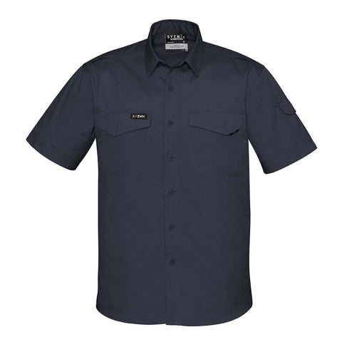Image of MENS RUGGED COOLING MENS S/S SHIRT   ZW405