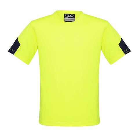 Image of MENS HI VIS SQUAD T-SHIRT   ZW505